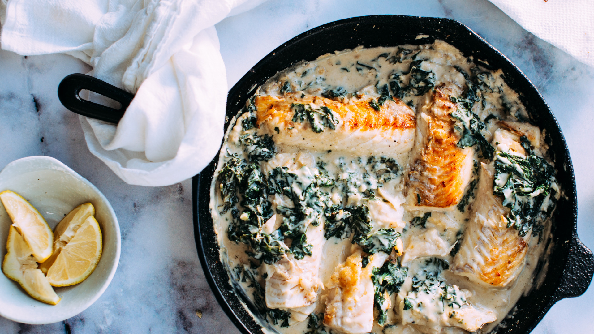 Home cooking tips: A warming pan of salmon fish pie