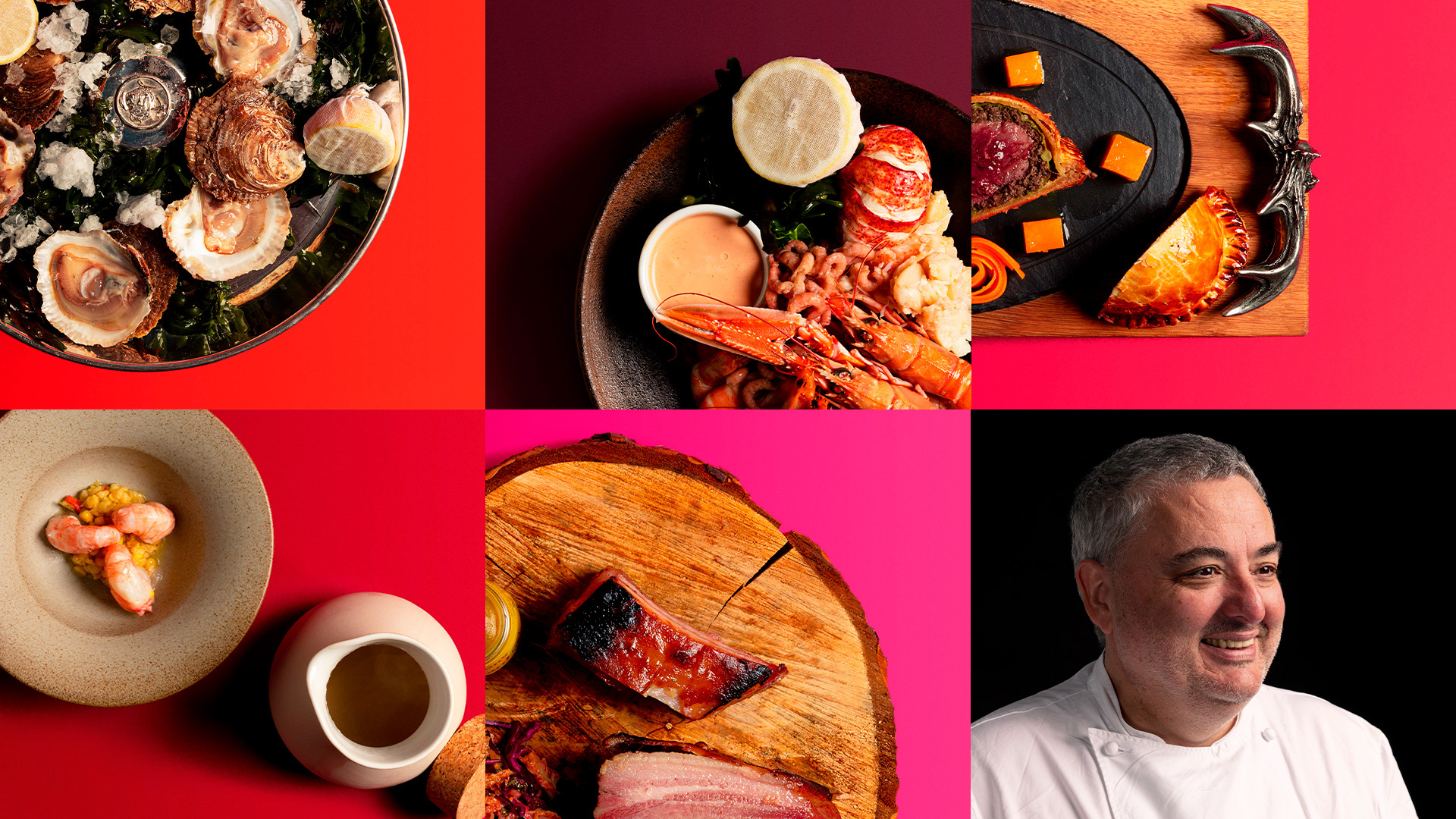 Richard Corrigan: My Career in Five Dishes; photography by David Harrison