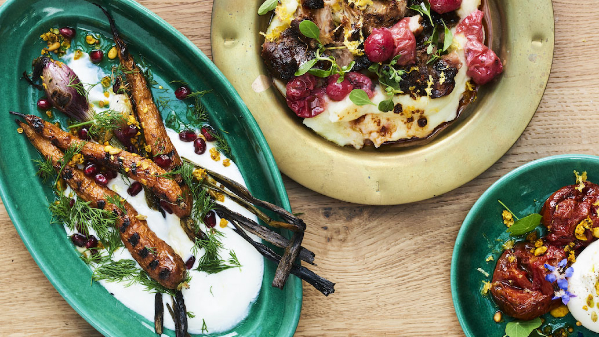 Best restaurants in London: fresh food at Wild by Tart