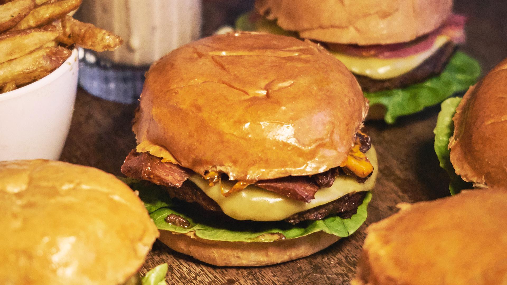 Patty&Bun vegan burger