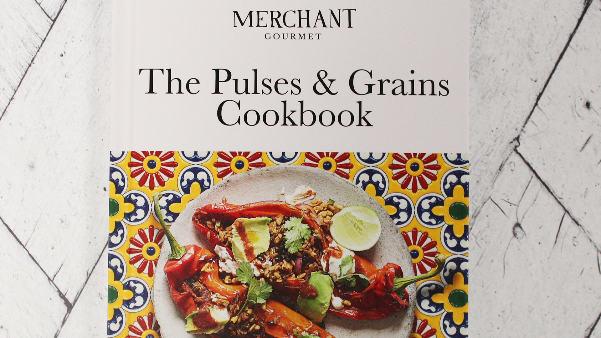 Win 50 copies of 'The Pulses & Grains Cookbook' by Merchant Gourmet