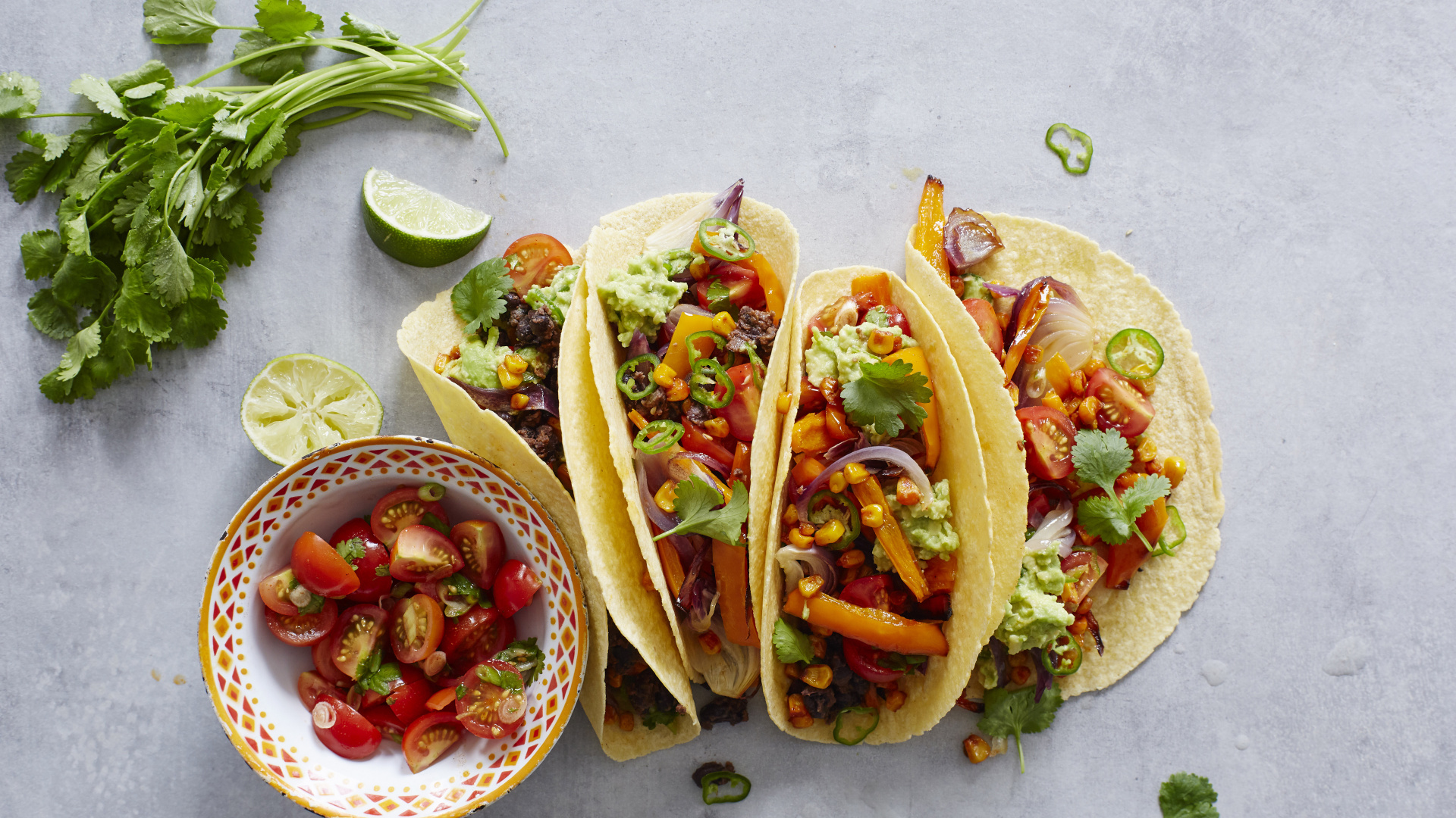 BOSH! Ultimate Vegan Taco Recipe: How to make vegan tacos at home