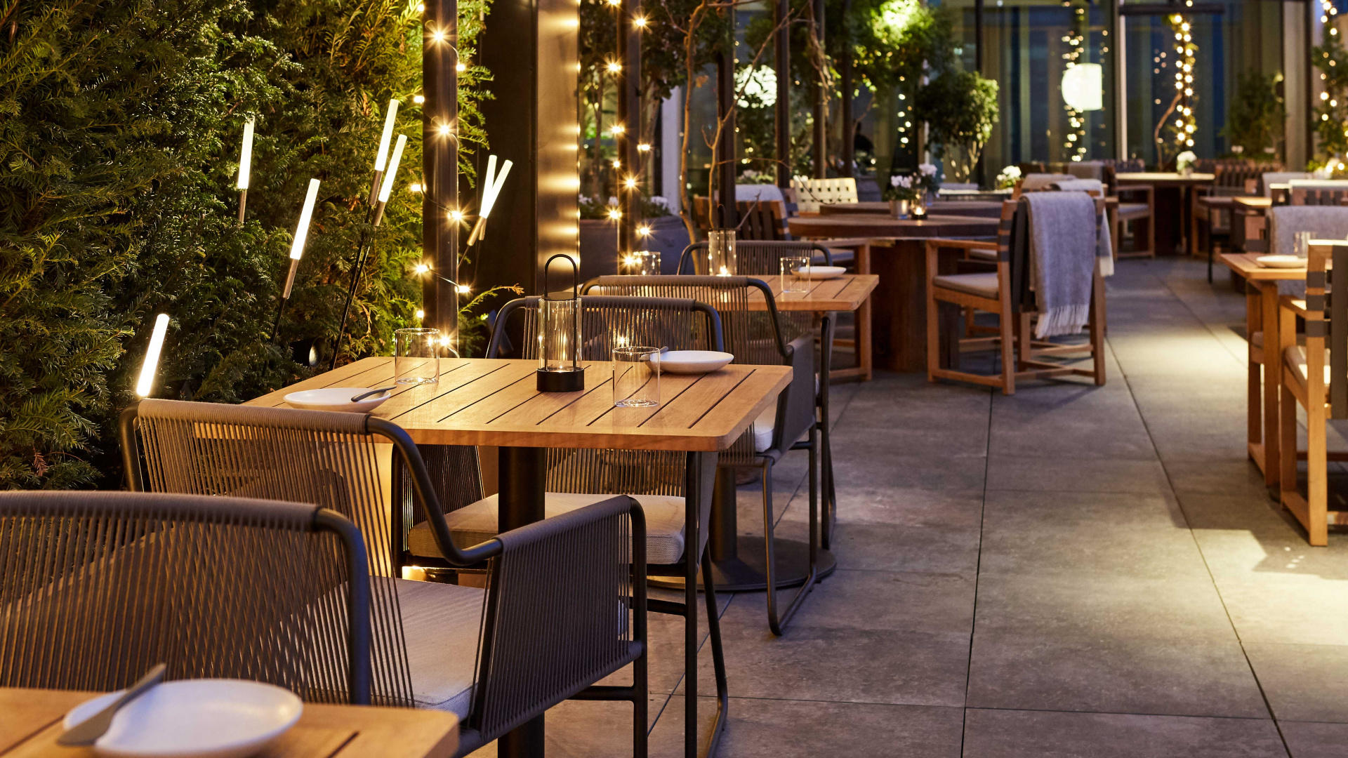 Where To Eat Outside In London Right Now Foodism
