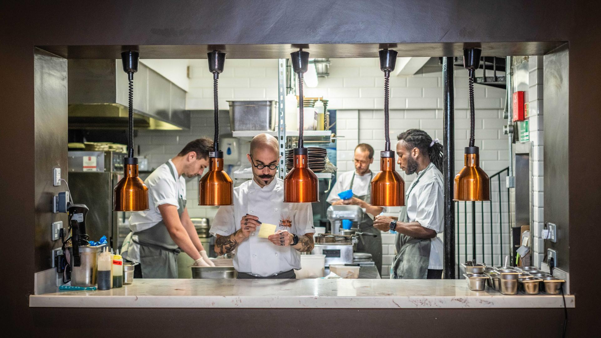 Neighbourhood restaurants: Copper & Ink, Blackheath