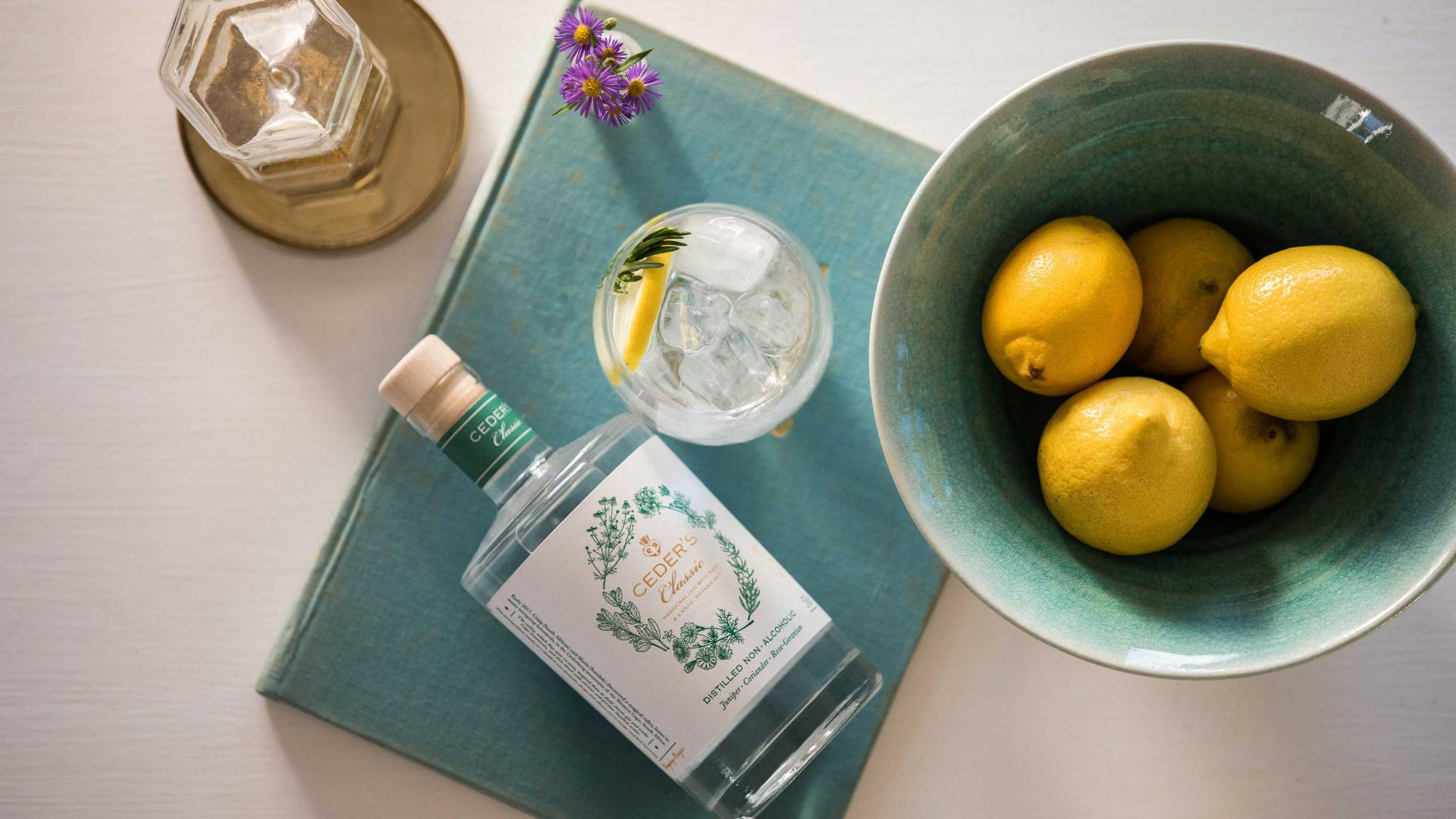10 Best Non-Alcoholic Spirits: Ceder's Alt Gin