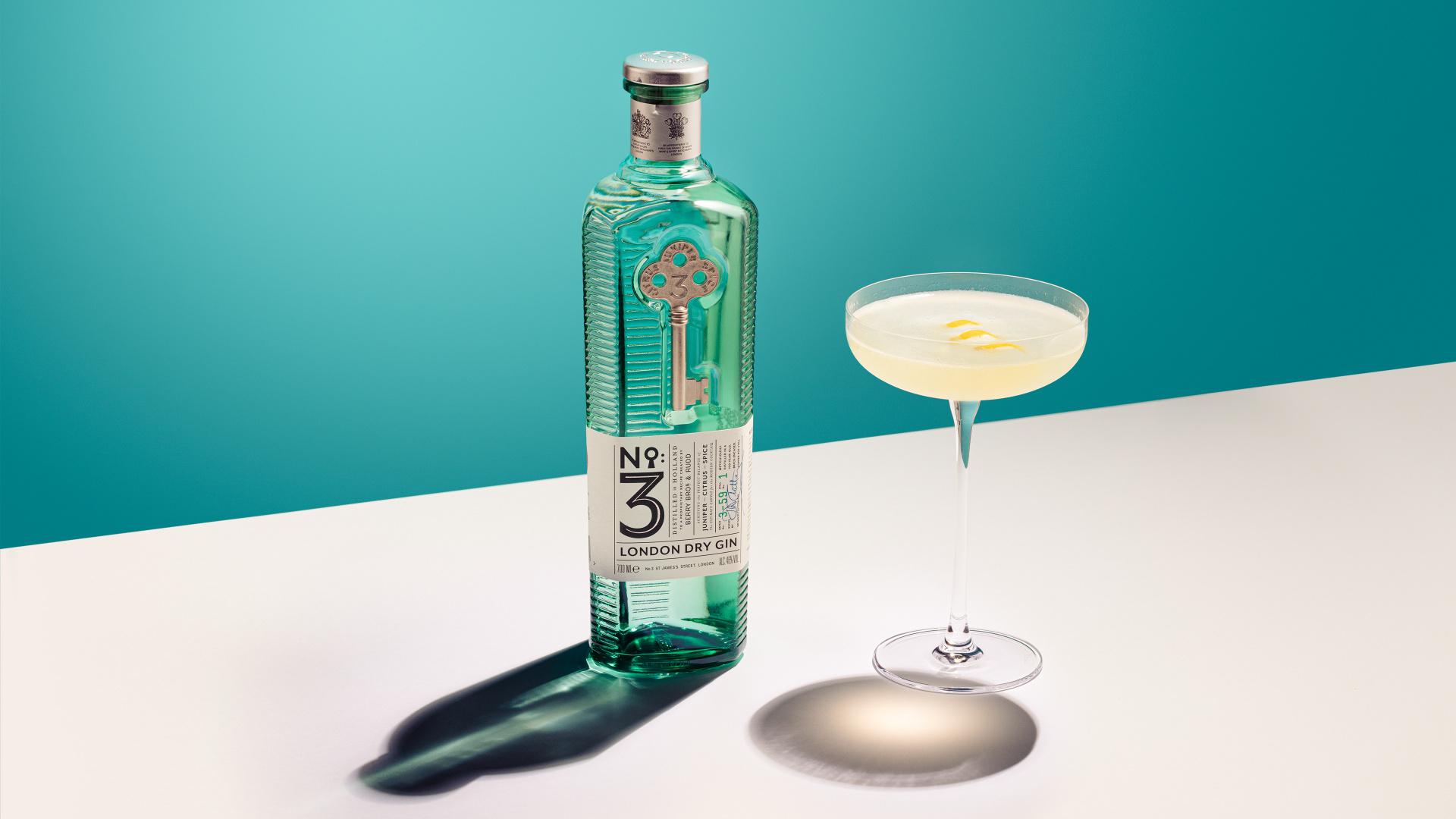 No.3 Gin Valentine's French 75