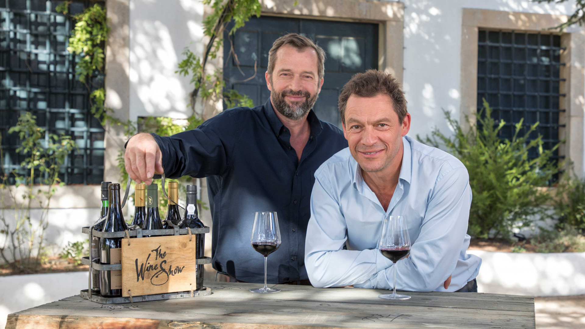 James Purefoy interview | The Wine Show
