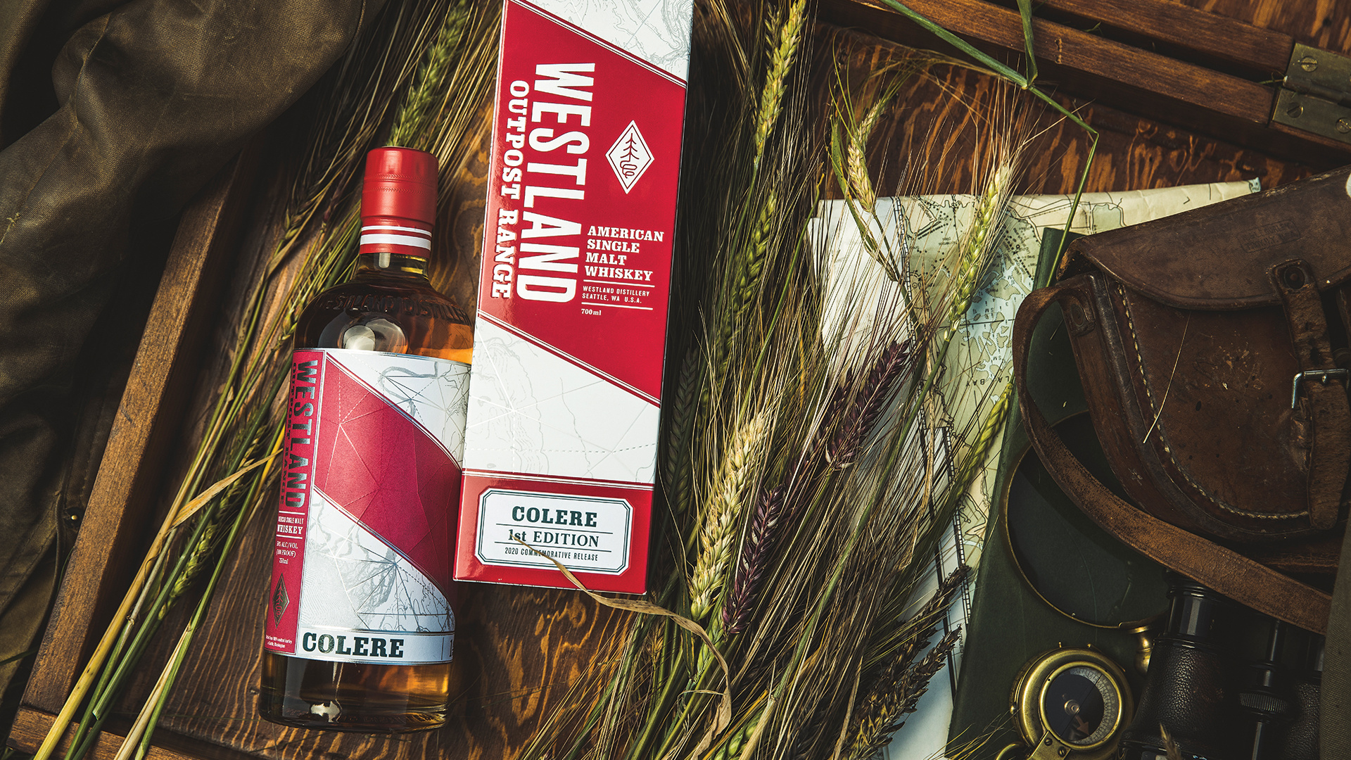 World Whisky Day: Westland Outpost Range Colere Edition 1
