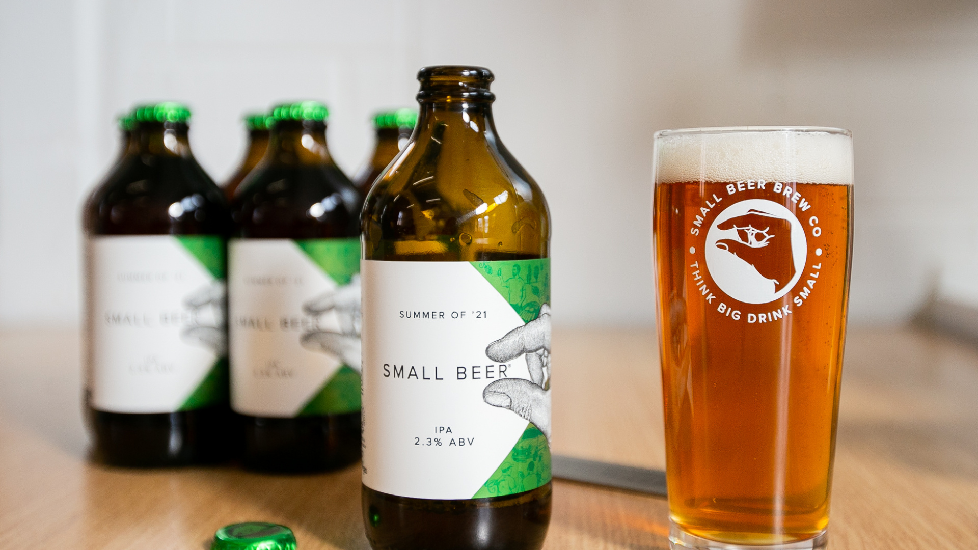 Small Beer competition