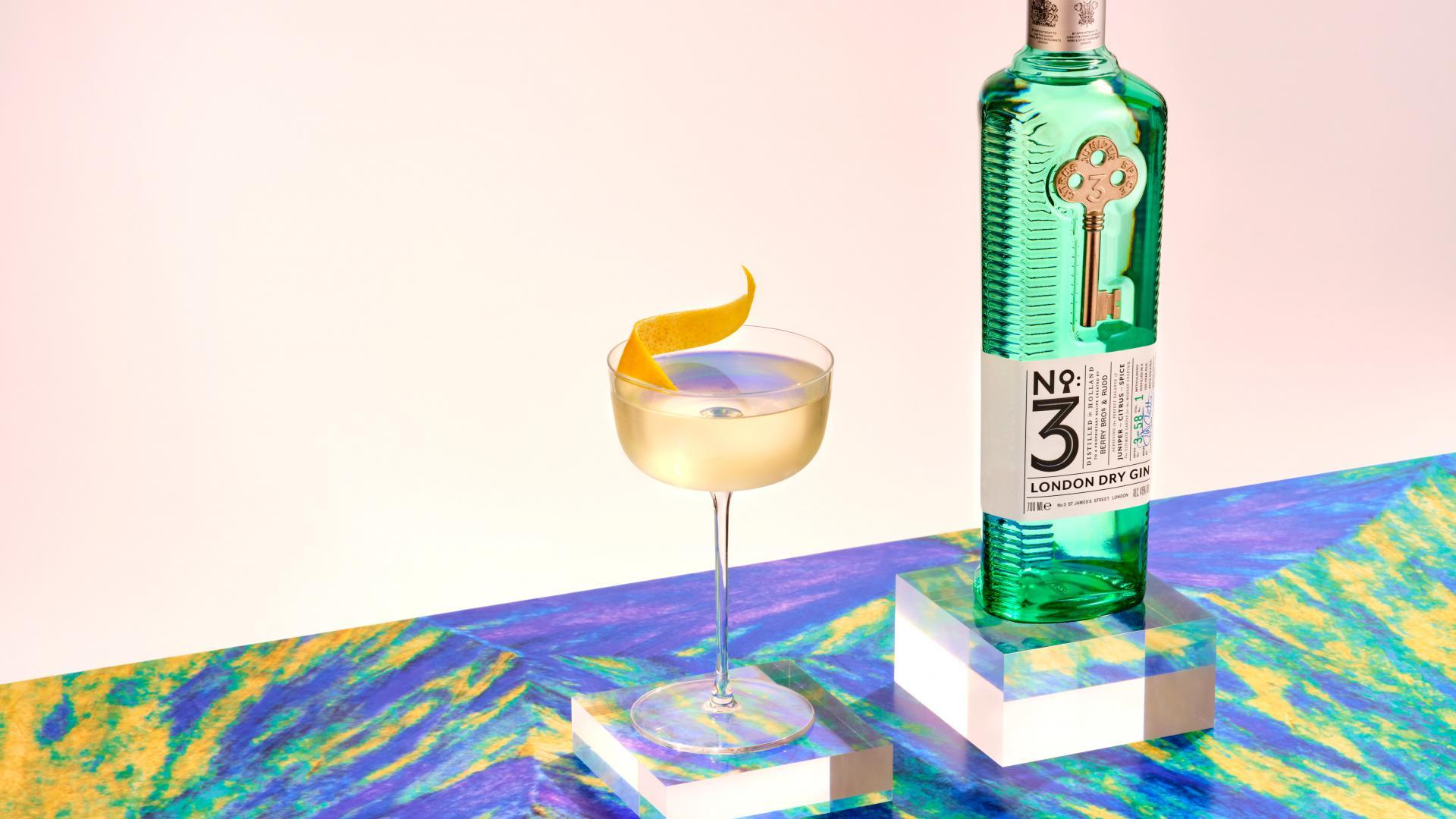 World Martini Day: No.3 Gin's new bottled Vesper Martini