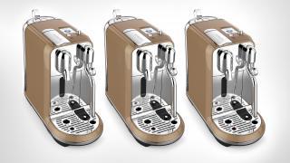 Breville's Nespresso Creatista