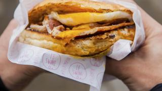 London's best bacon sarnies to save your sorry soul