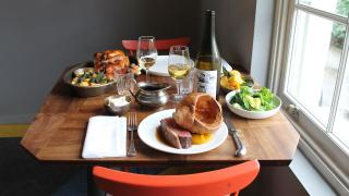 Best comfort food in London: Sunday Roast at The Marksman