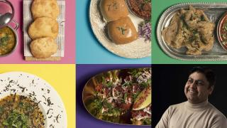 Rohit Ghai Five Dishes
