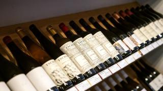 Natural wine bars in London