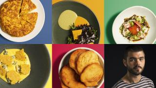 Ollie Templeton: My Career in Five Dishes