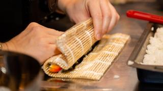 The best online cooking classes: The Avenue's sushi masterclass