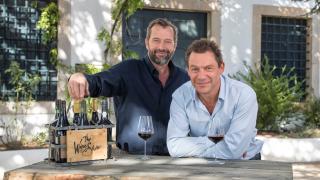 James Purefoy interview   The Wine Show