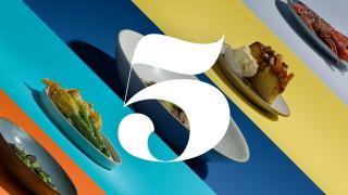Five Dishes: Ben Tish