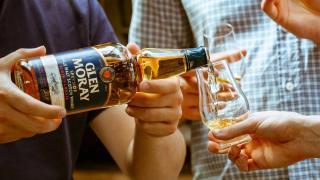 Summer recipes with Glen Moray whisky