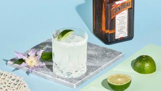 Cointreau cocktails   The classic margarita