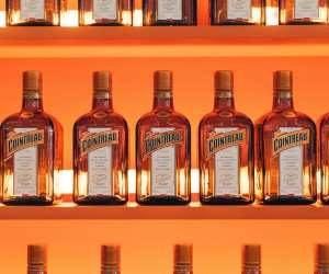 Cointreau cocktails –bottles of Cointreau