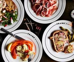 Best French restaurants in London | Franks | Steven Joyce
