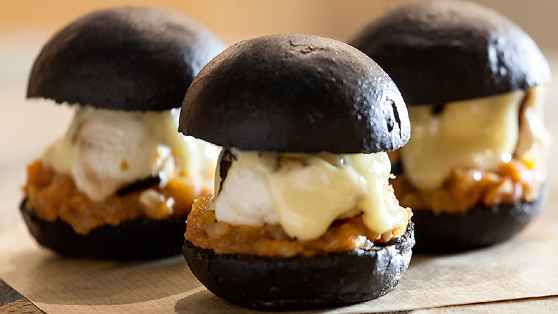 Mini Fish burgers - OPSO