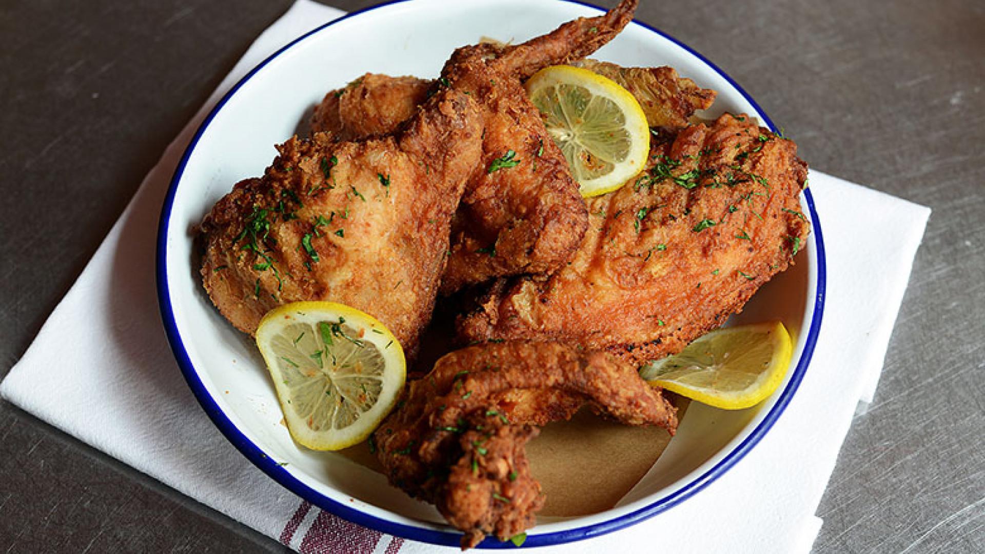 Joe S Southern Kitchen Kentish Town Menu