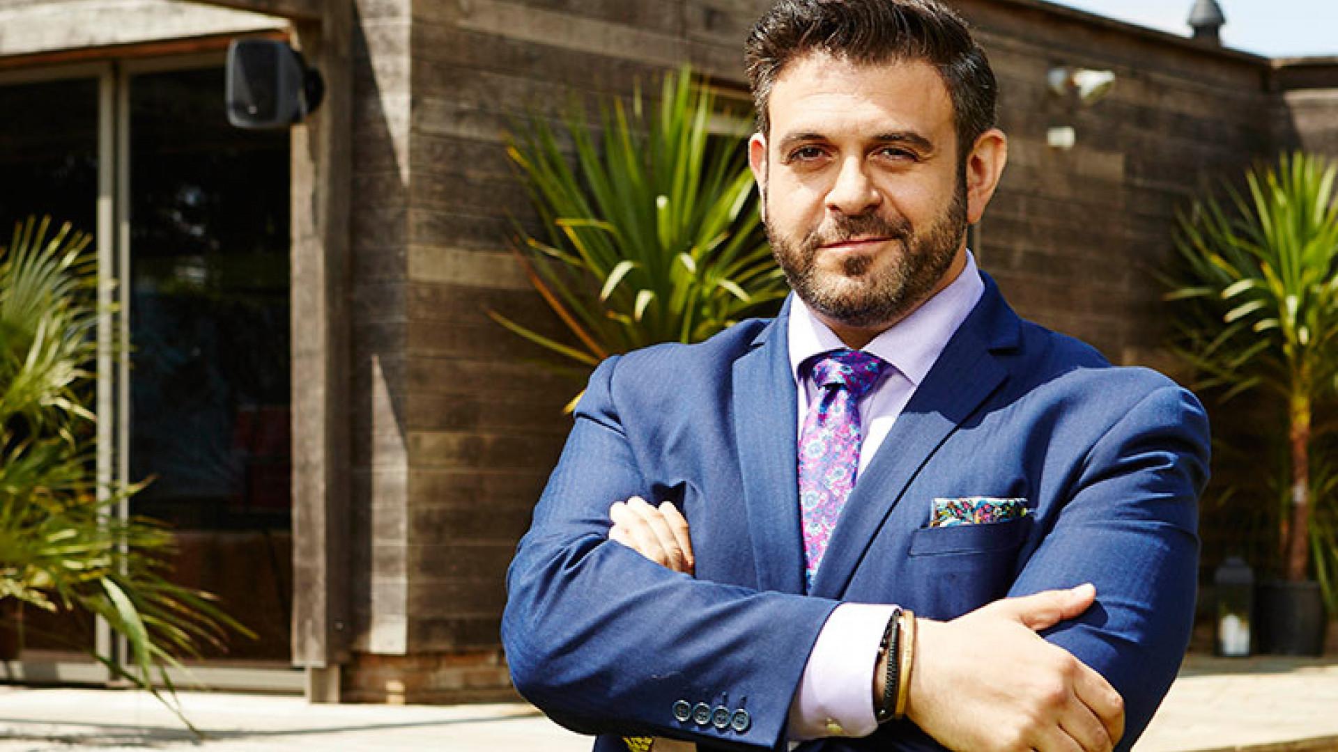 Adam Champ q&a: adam richman on new series bbq champ | foodism