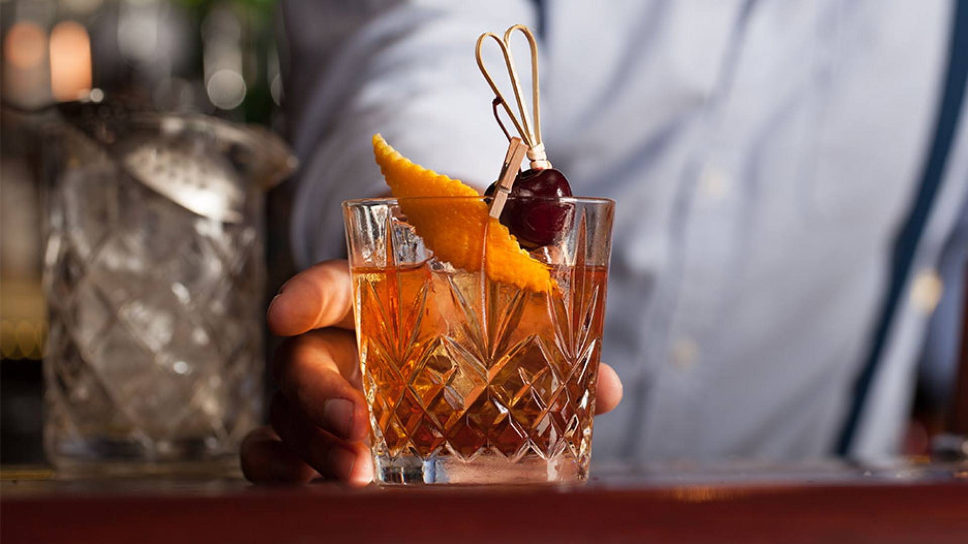 The Art of the Old Fashioned