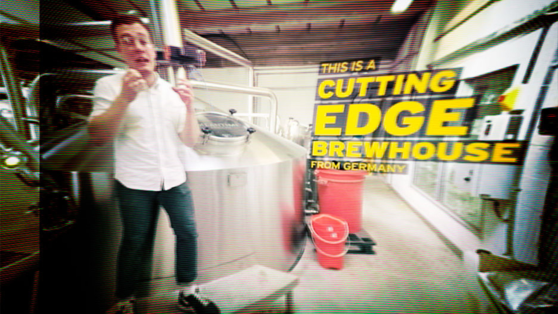 Virtual reality brewery