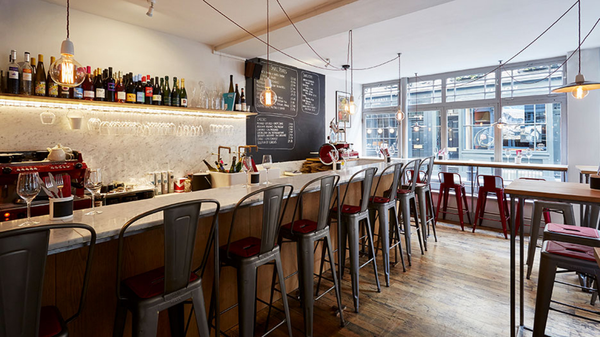 5 Of The Best London Restaurants For Dining At The Bar