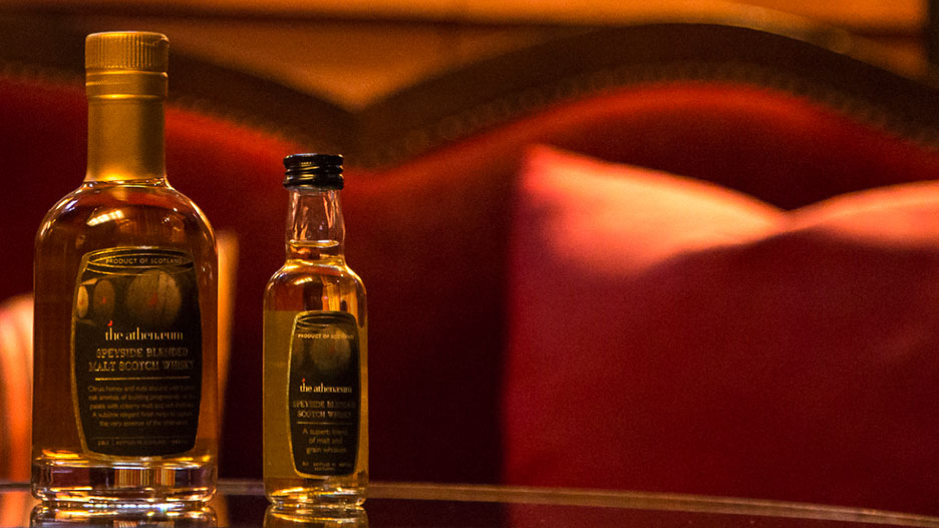 The Whisky Bar at Athenaeum