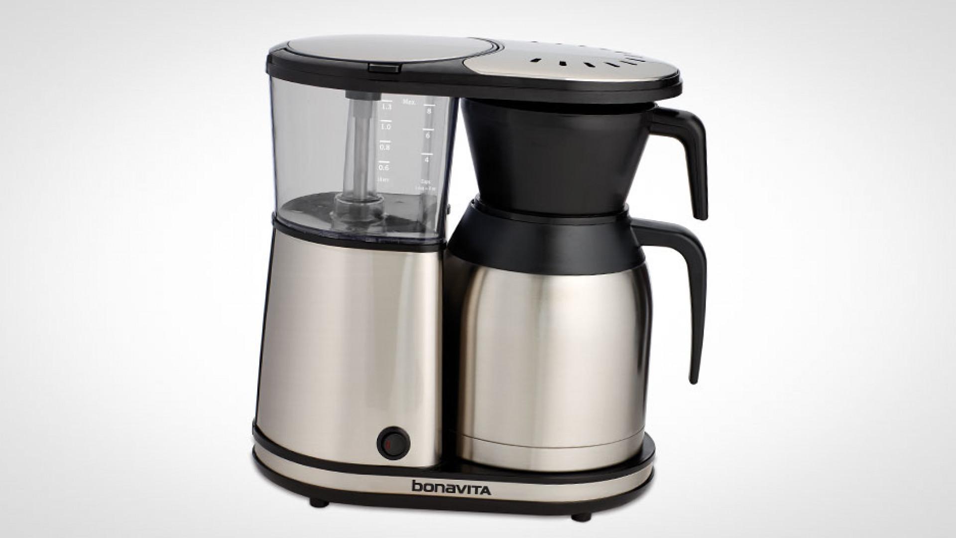 New brew hits the UK: Bonavita BV1900TS 8-Cup Coffee Maker Foodism