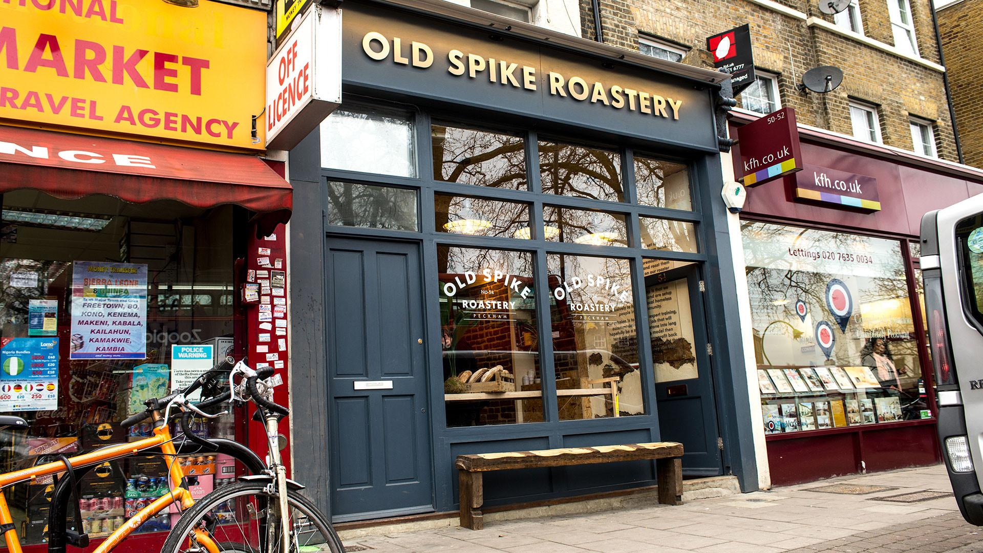 Old Spike Roastery
