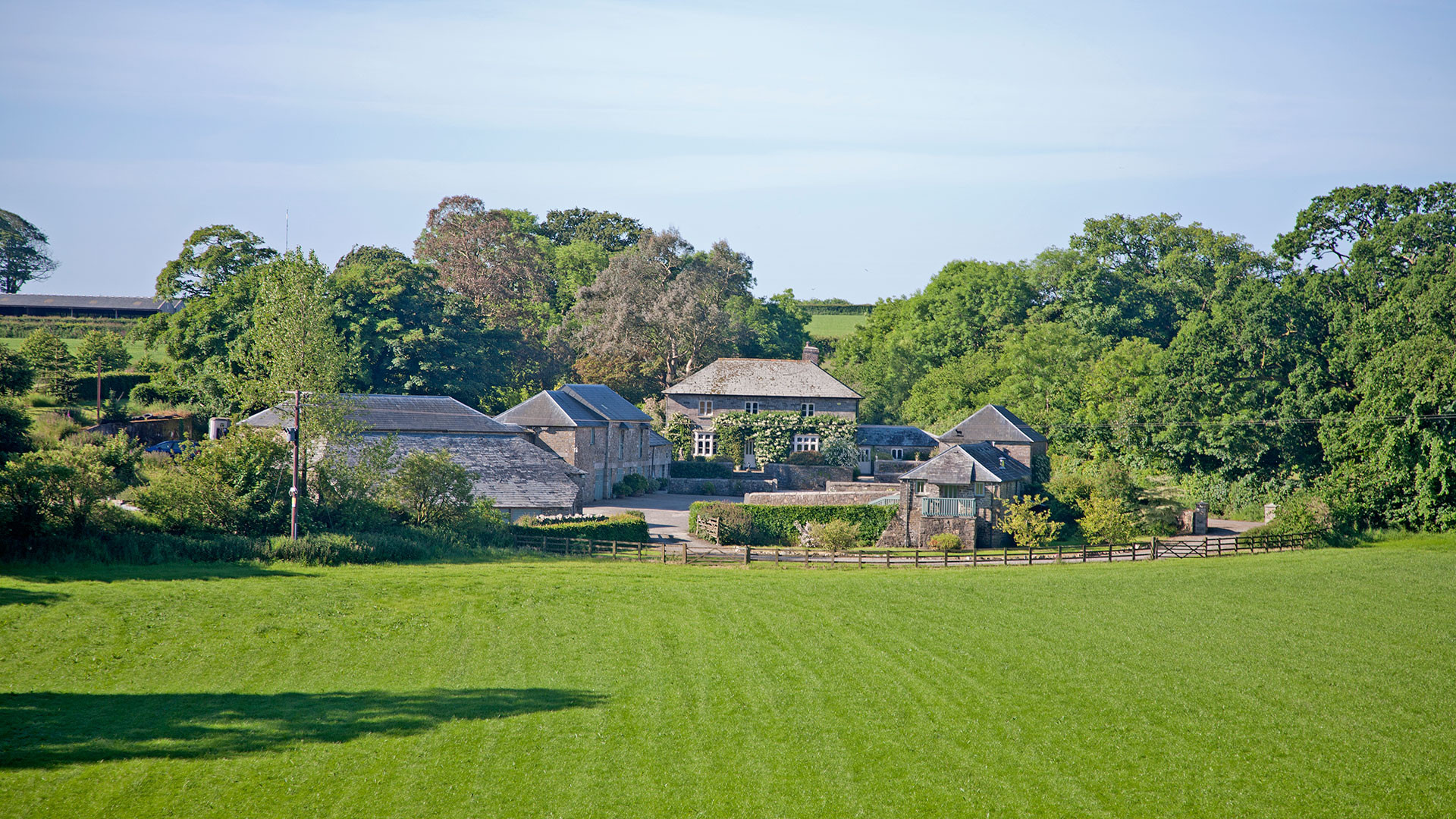 Coombeshead is a new farm in Cornwall from Tom Adams and April Bloomfield