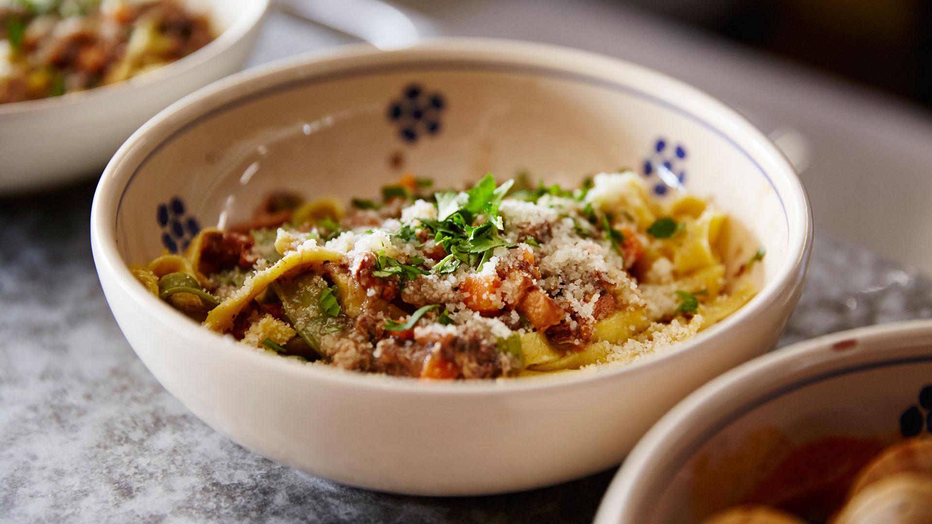 A dish from Gotto Trattoria