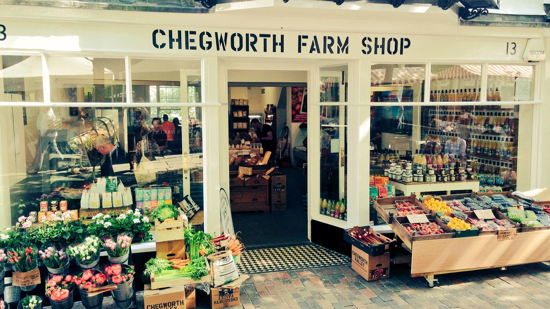 Chegworth Farm Shop