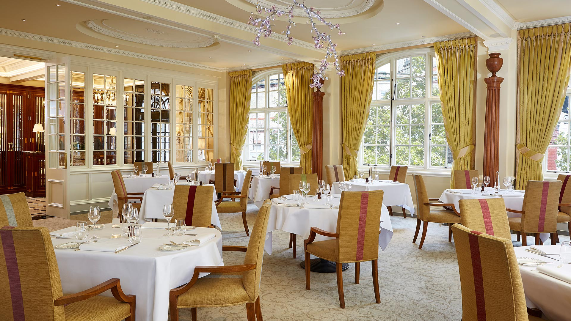 The dining room at the goring victoria restaurant review foodism the dining room at the goring sxxofo