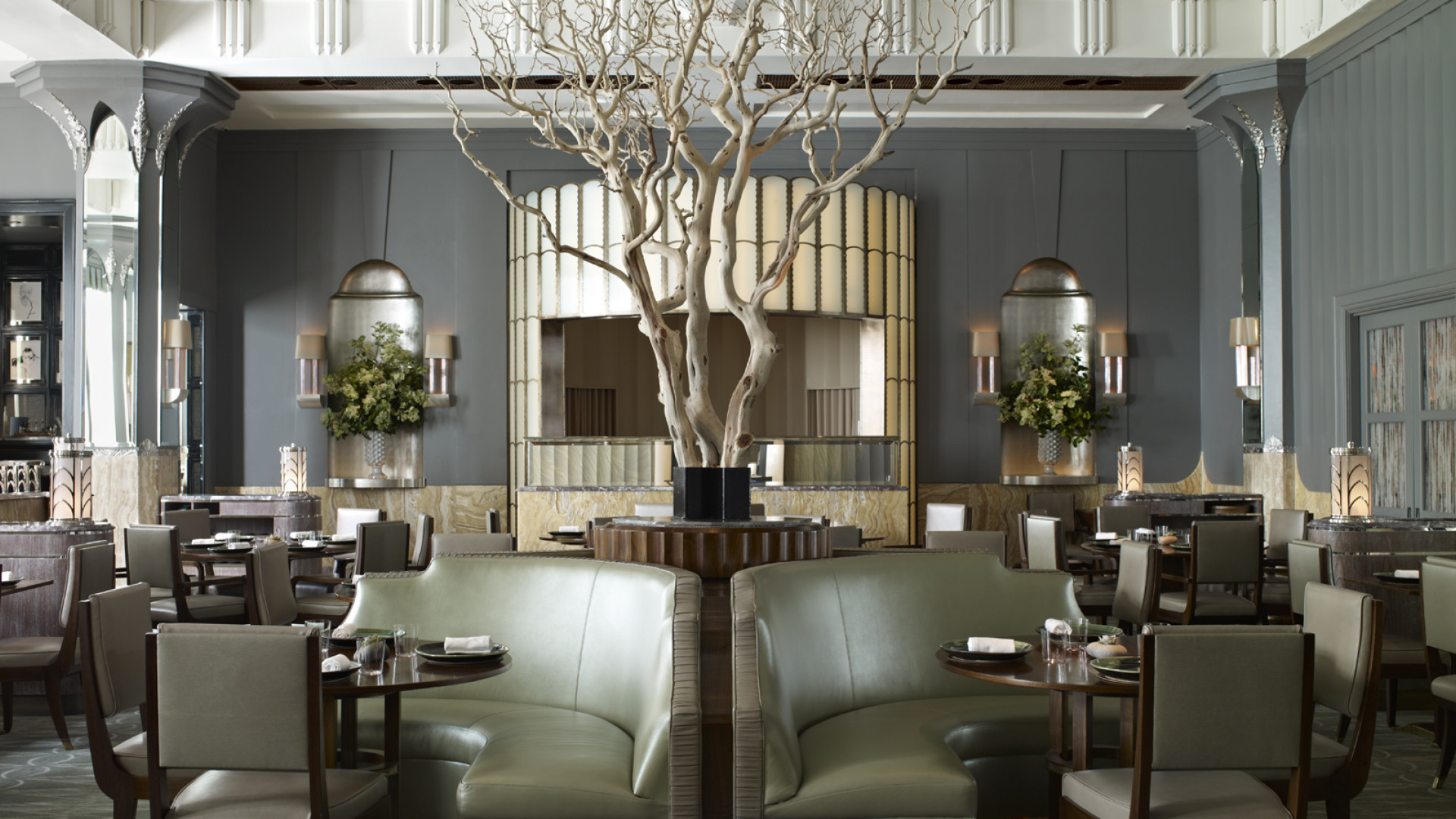 Aulis at Fera at Claridges
