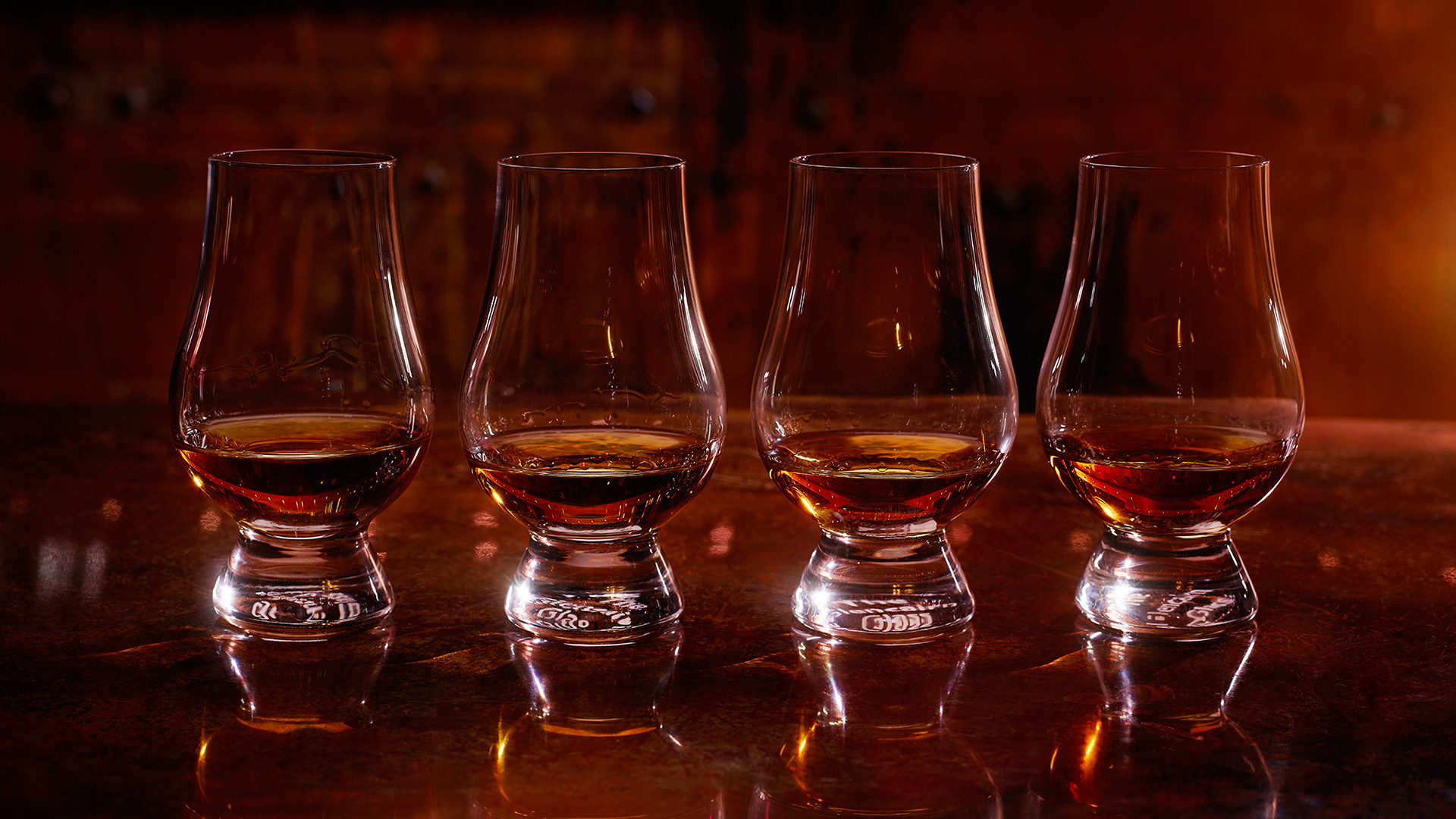 Buffalo Trace's whiskey pairing dinner at Barbecoa