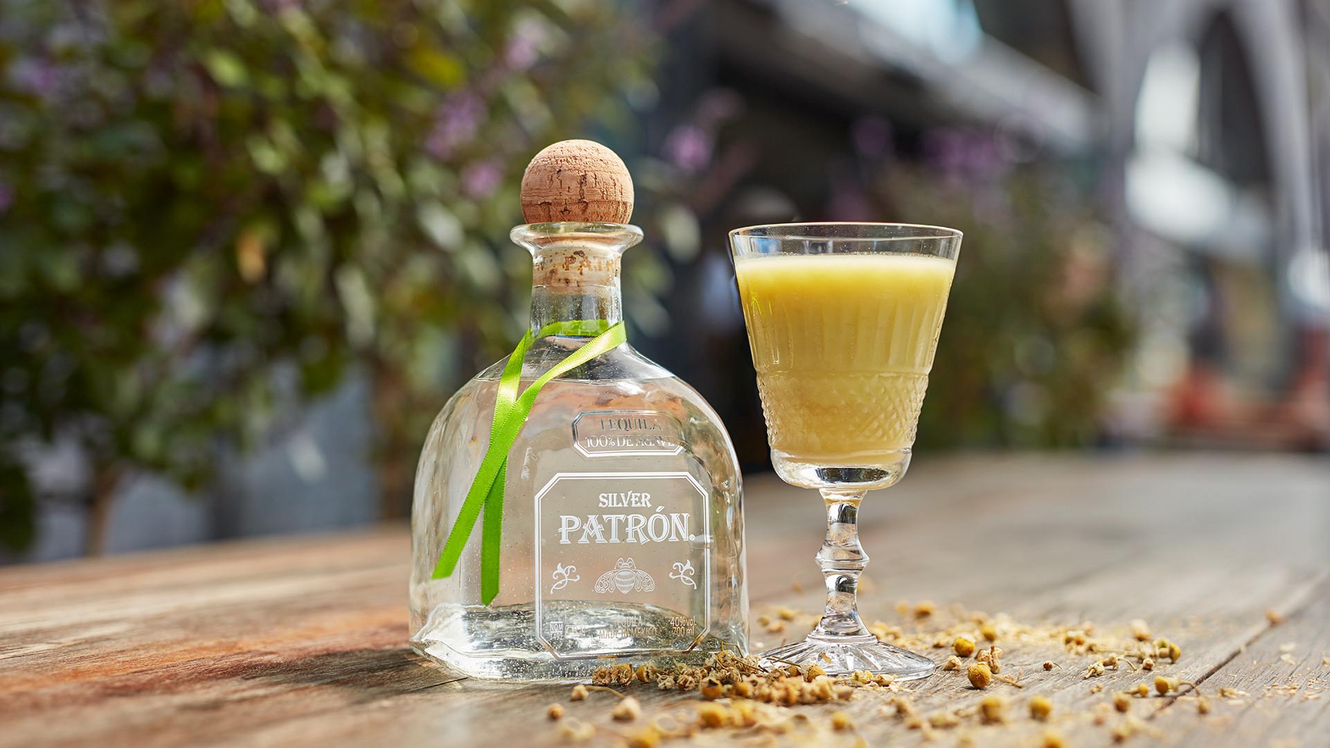 Patrón's Cocktail Lab