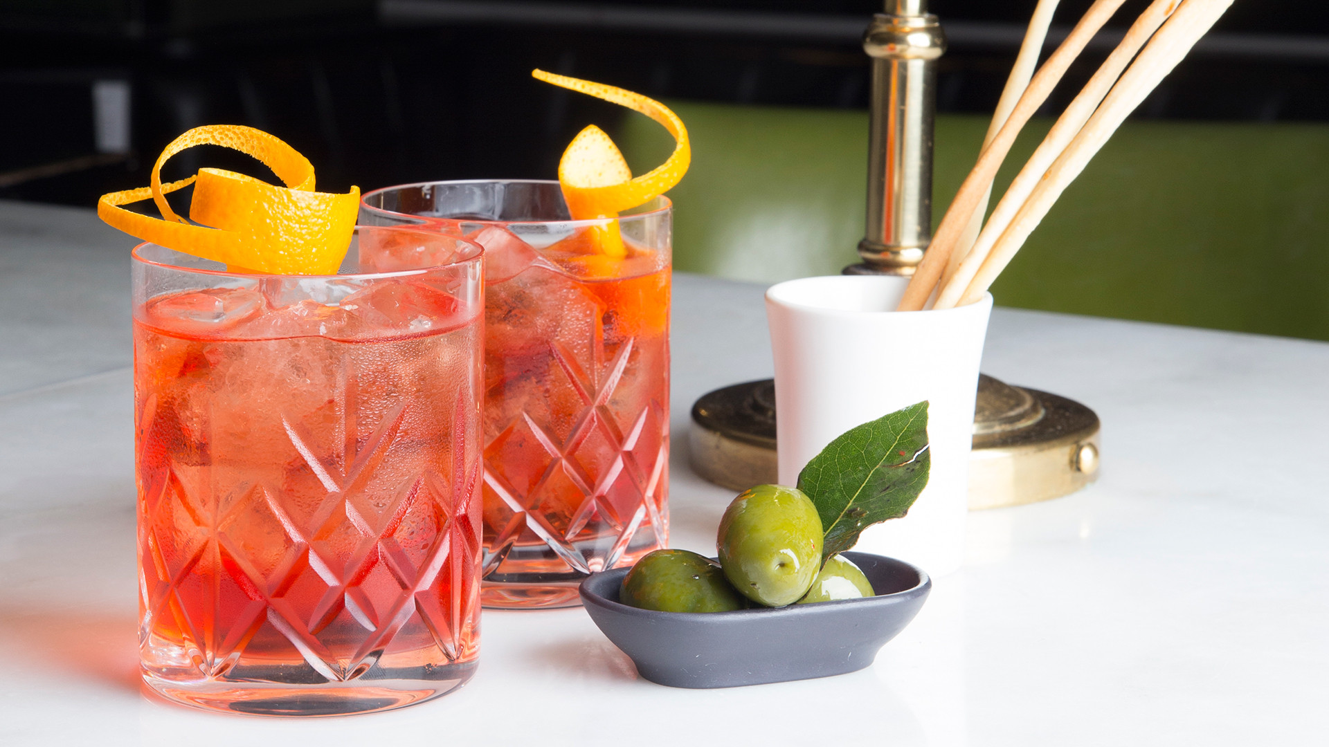 The ultimate negroni masterclass from Cocchi
