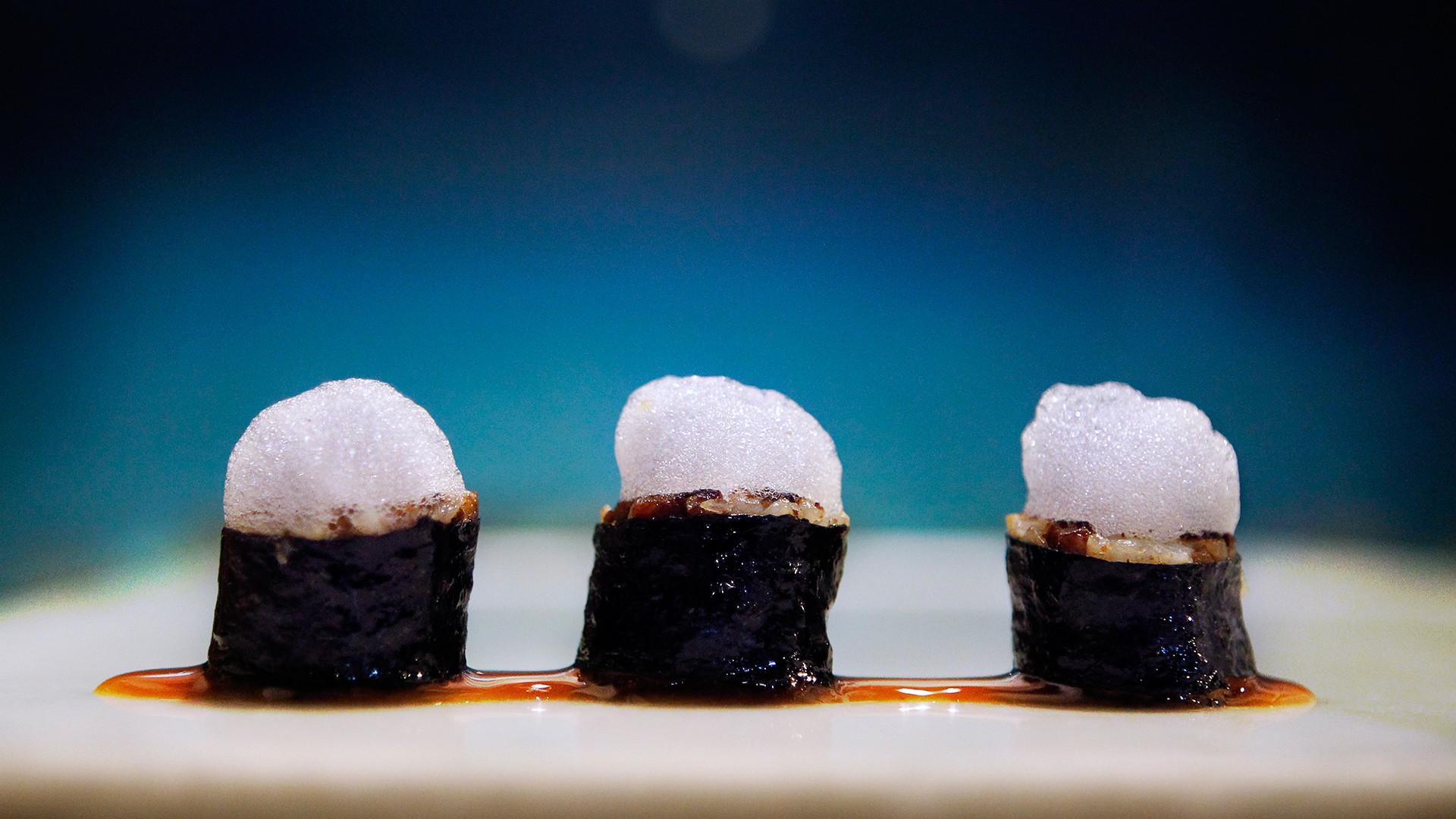 Melia White House's Flavour of Galicia dinner