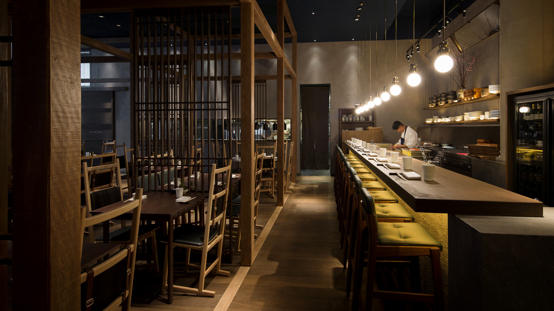 Sosharu is an izakaya-style restaurant