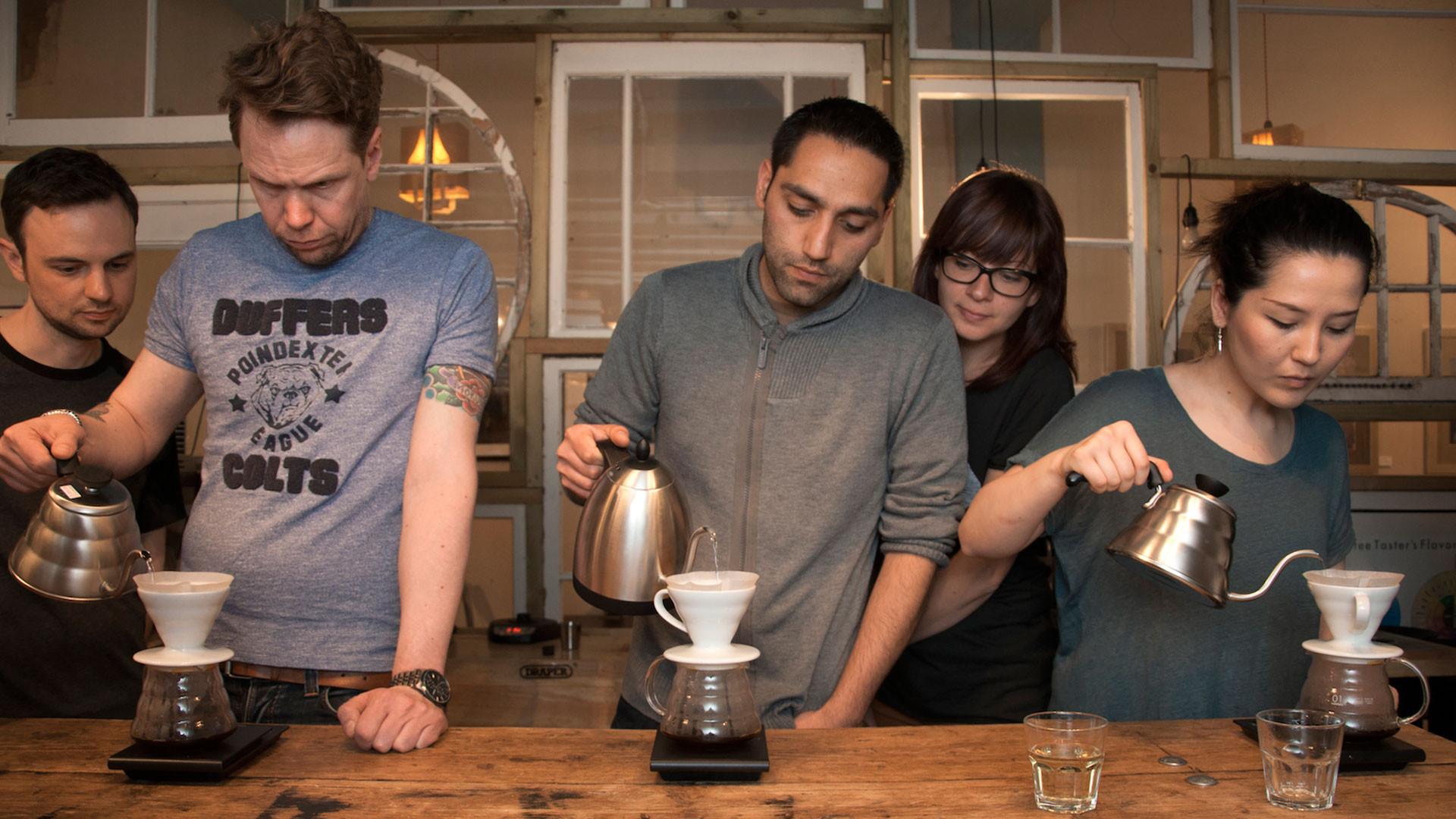 Artisan Coffee School