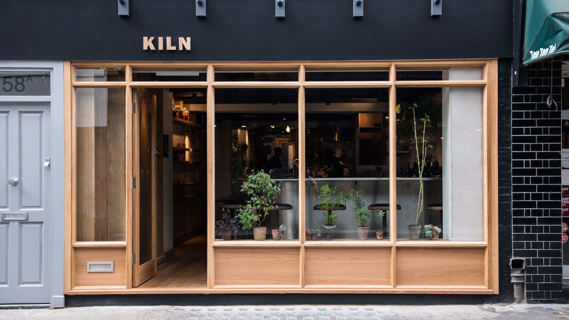 Kiln, on Brewer Street in Soho