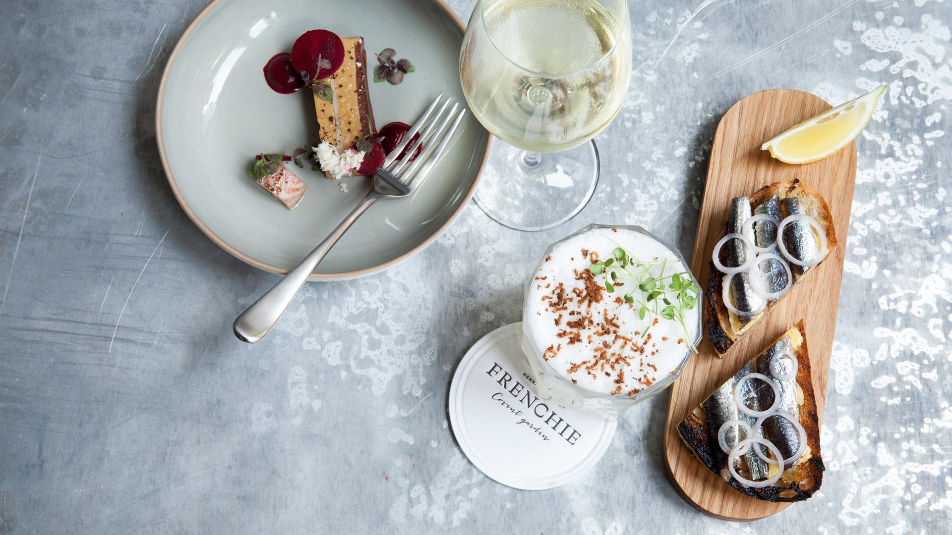 Frenchie's London outpost is bringing bistronomy to London