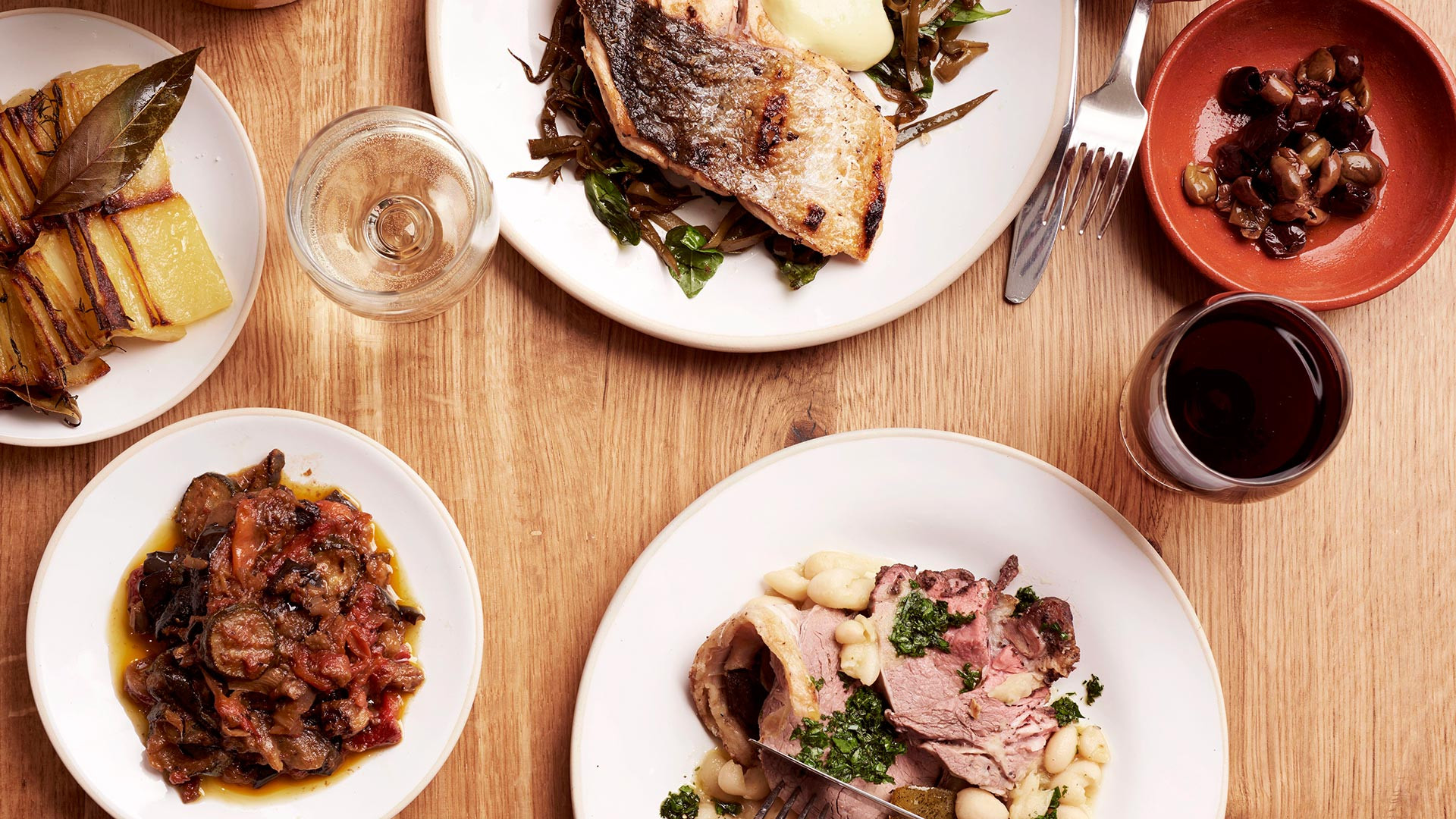 Sardine focuses on food from the south of France